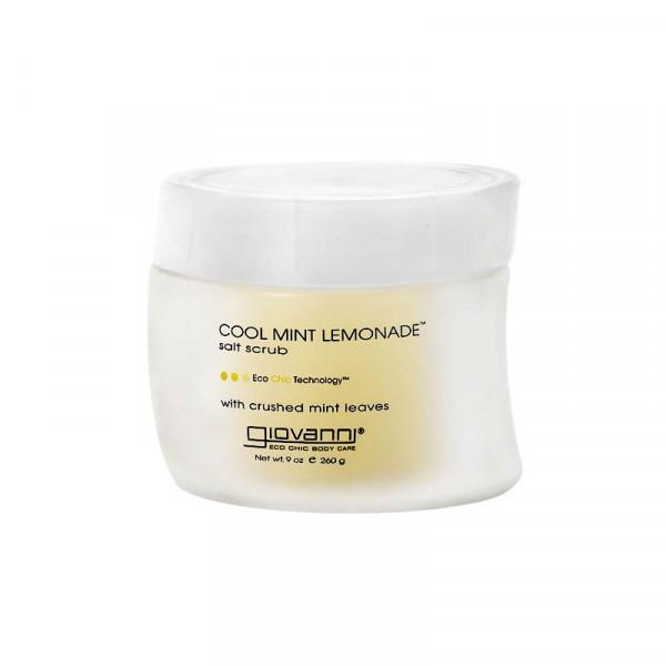 Giovanni | Eco Chic® Cool Mint Lemonnade Salt Scrub