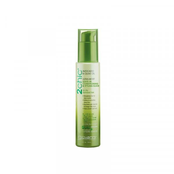 Giovanni | 2Chic® Ultra-Moist Leave-In Conditioner & Styling Elixir