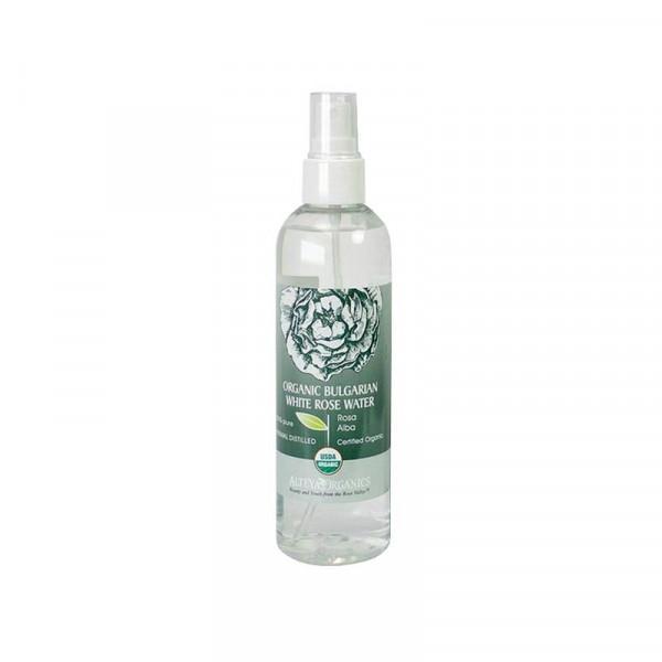 Alteya Organics   White Rose Water, 250 ml Spray