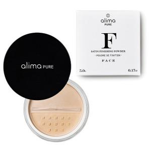 Alima Pure | Satin Finishing Powder, 6.5 g
