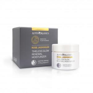 Alteya Organics | Timeless Glow Renewal Moisturizer - Rose Jasminium