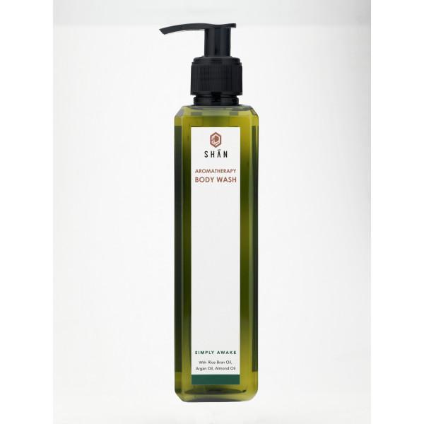 SHAN Simply Awake Natural & Aromatherapy Body Wash