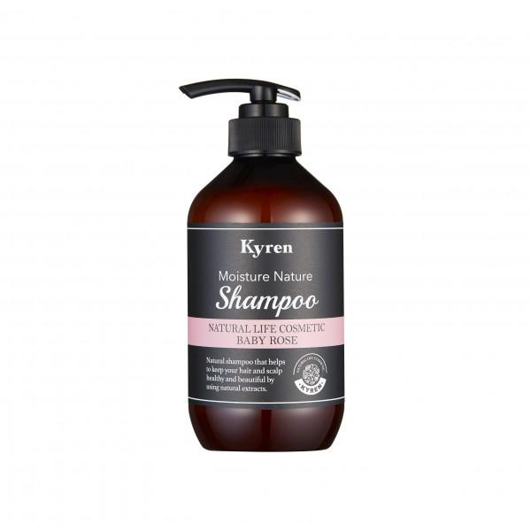 Kyren I Moisture Nature Baby Rose Shampoo 500 ml.