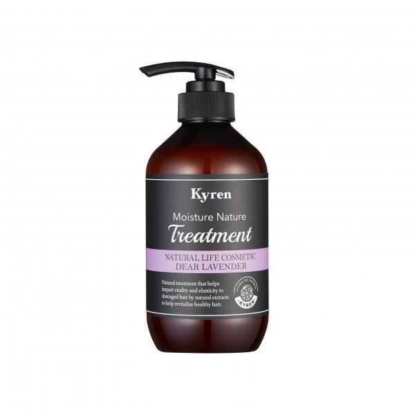 Kyren I Moisture Nature Dear Lavender Treatment 500 ml.
