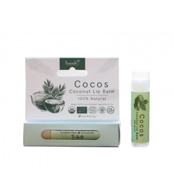 Buarada l Cocos Coconut Lip Balm 6 g.