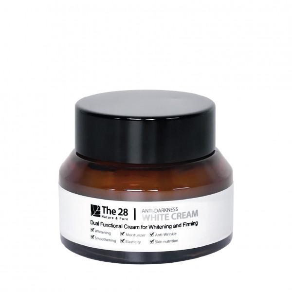 The 28 l Anti-Darkness White Cream 30 ml.